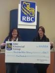 RBC donation 2013